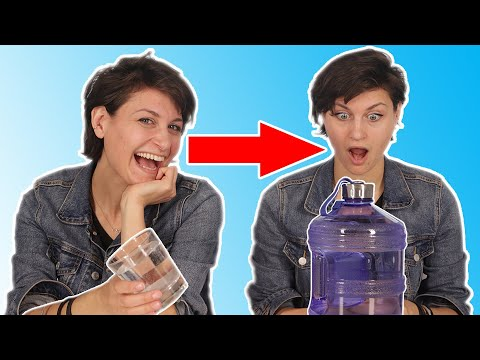 We Swap Water Drinking Habits For A Week
