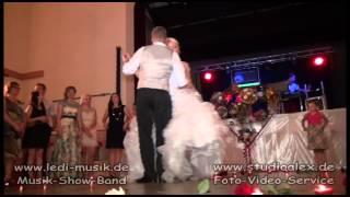 Musikgruppe Ledi aus Dingolfing & Hochzeitsfotograf   Kameramann für russische Hochzeit