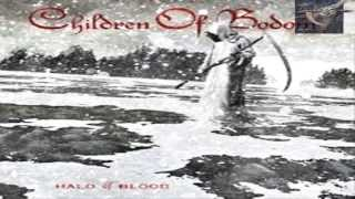 Grupo :Children Of Bodom Album :Halo Of Blood Autor:Hammerfall.