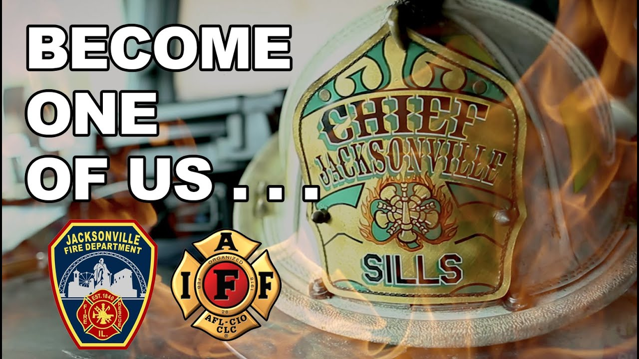 """Become One Of Us"" Jacksonville Illinois Fire Department"