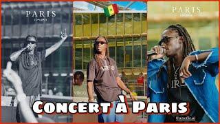 Concert de NIX à Paris CHATELET - LES HALLES ‼️🇸🇳🔥 (L'intégralité)