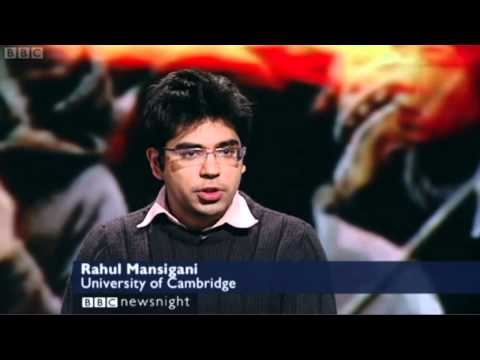 BBC Newsnight - LSE Occupation & student debate with David Willetts, 9th December 2010
