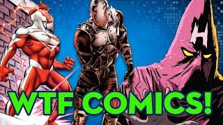 Top 10 Weirdest Comic Book Characters