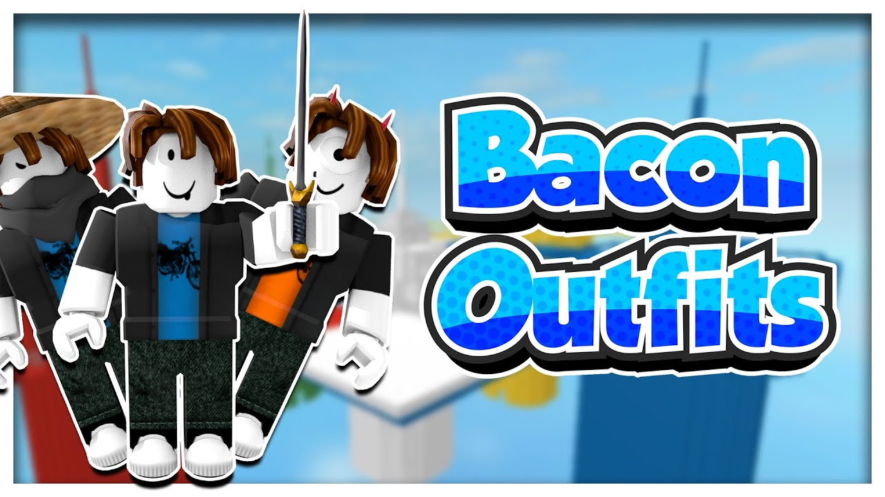 20 TYPES OF BACON HAIR ON ROBLOX YouTube