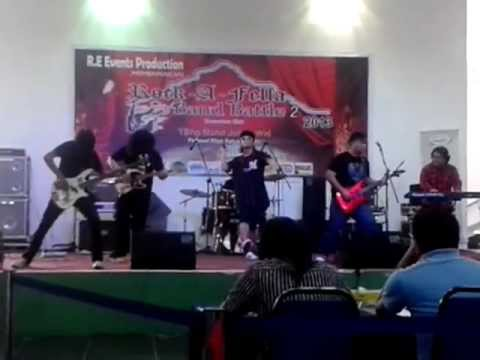 The Borneo Bros - Marabahaya (Cover) Rockafella 2013
