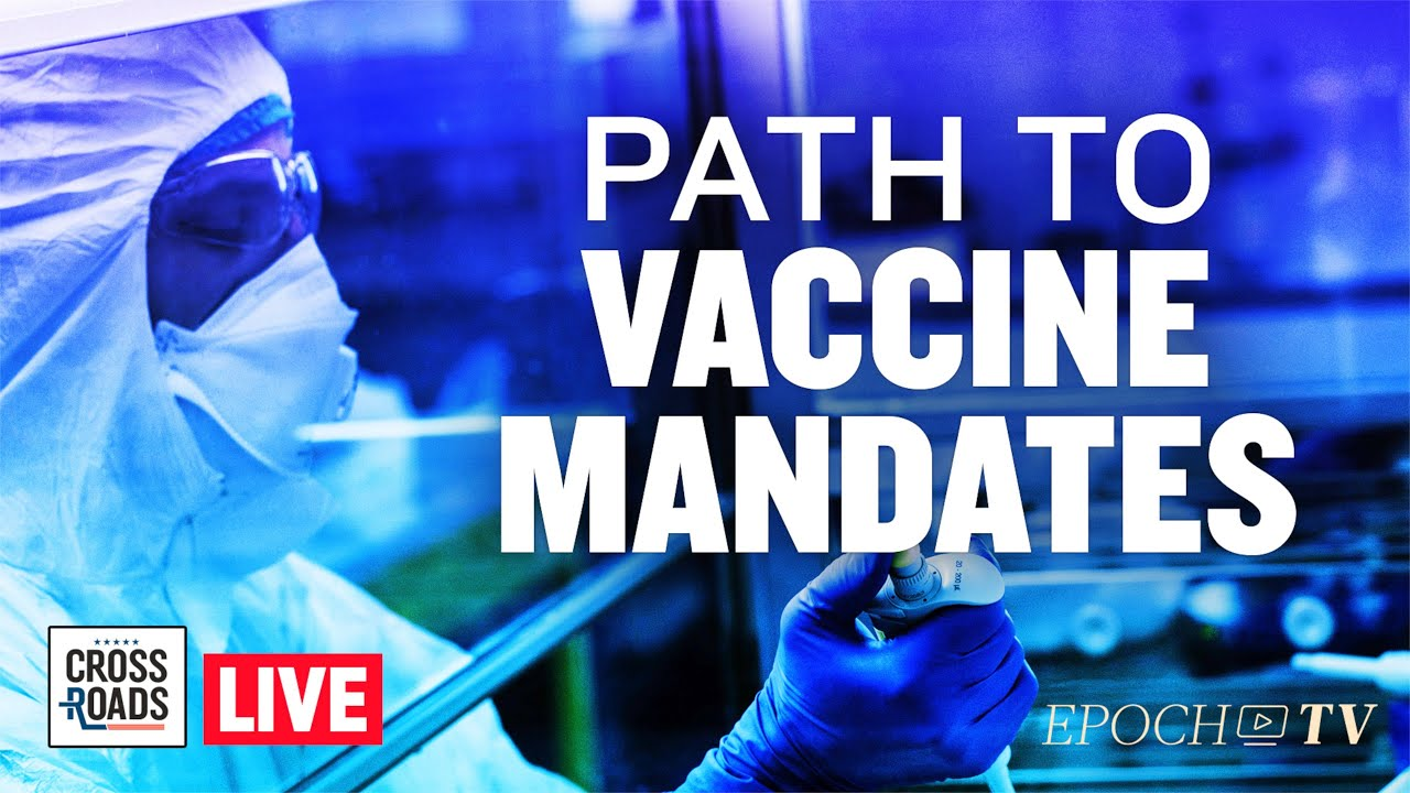 Live Q&A: CDC Director Says Vaccine Passports a Possible Path Forward; Global Lockdowns Returning