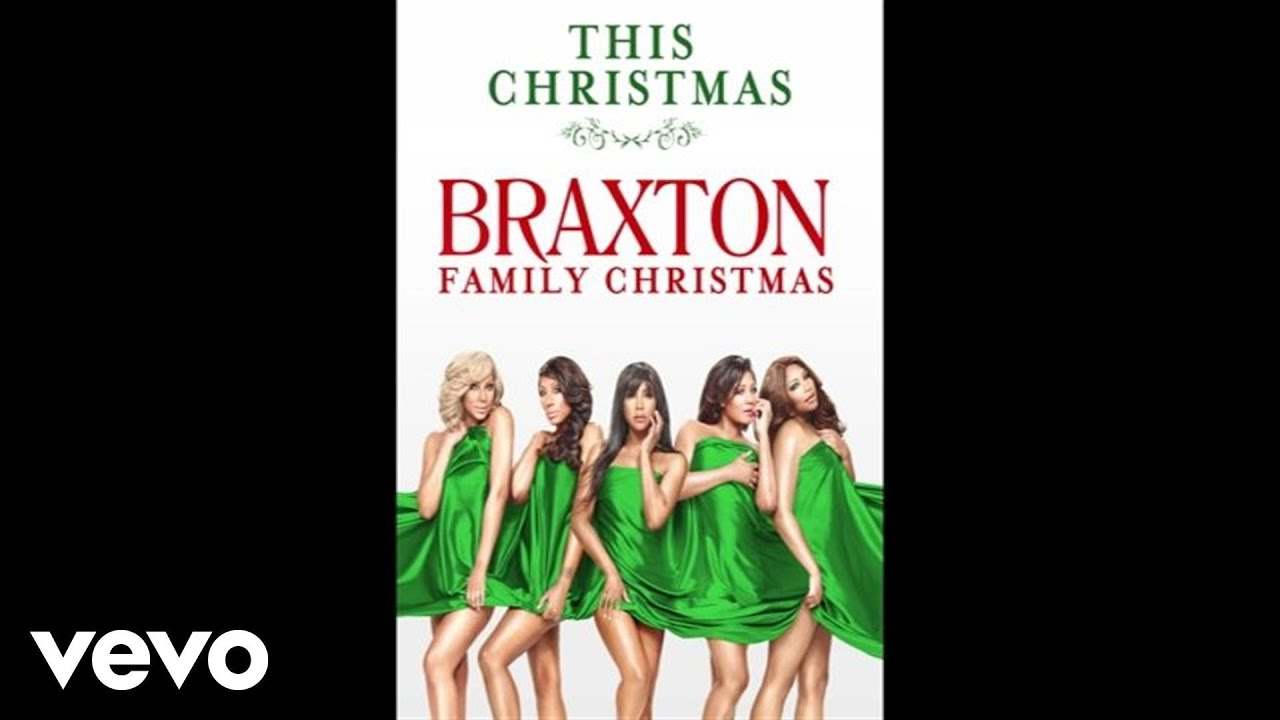 The Braxtons - This Christmas (Audio) - YouTube