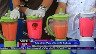 Download Video Polda Riau Musnahkan 32,5 Kg Sabu-NET24 MP3 3GP MP4