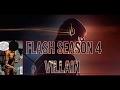 Flash season 4 Villain revealed Release date JR STUDIO 