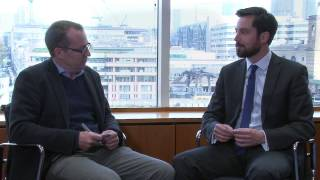 Interview with Eoghan Murphy, T.D. on the European Financial Forum 2017