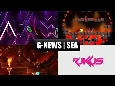 [G-NEWS] EndLevel Scandal, Funnygame & Rukkus Back, Catalyze Info, Catharsis, The Hell Field
