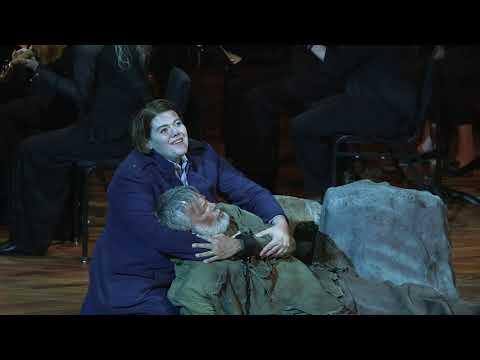 "Boston Baroque — ""O namenlose Freude"" from Beethoven Fidelio with Wendy Bryn Harmer & William Burden"
