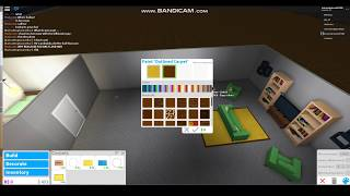 Making my house in roblox