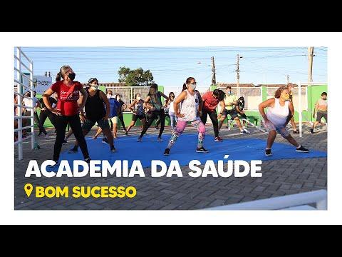 ACADEMIA DA SAÚDE  |  BAIRRO BOM SUCESSO