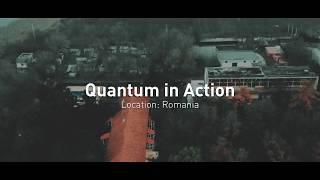 Quantum in action