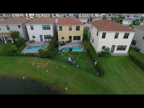Drone Footage Aventura Isles