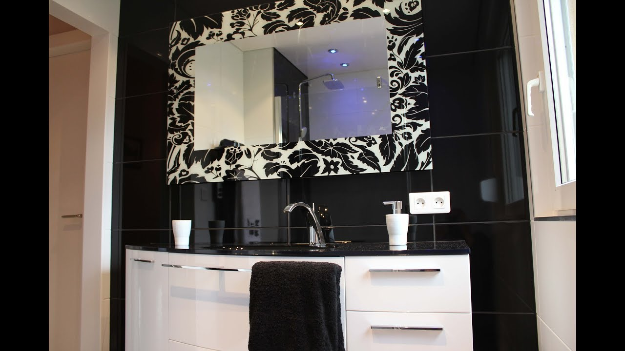 salle de bain minimaliste youtube. Black Bedroom Furniture Sets. Home Design Ideas