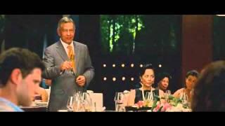 Alan's Wedding Speech Hangover 2