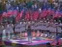 The Star-Spangled Banner - Kenny G - 1994 FIFA World Cup closing ceremonies at the Rose Bowl in Pasadena, CA, on Jul. 17 1994