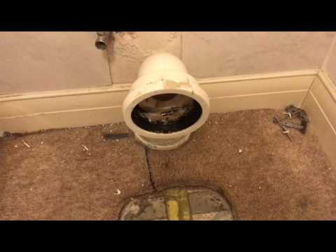 Dodgy Plumbing Persimmon Homes FAIL!