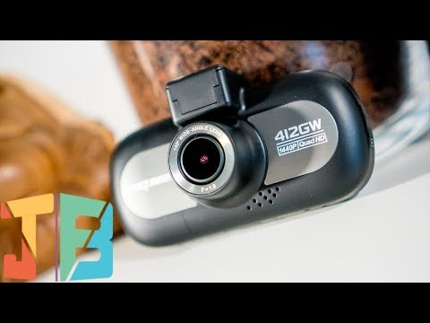 Nextbase 412GW Dash Cam UK CONSUMER Review