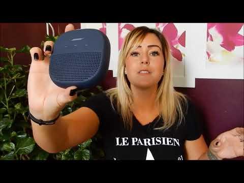 Test Blogueur De SoundLink Micro De Bose