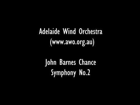 John Barnes Chance - Symphony No. 2