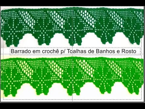 EM PARA REVISTA BARRADINHOS BAIXAR CROCHE