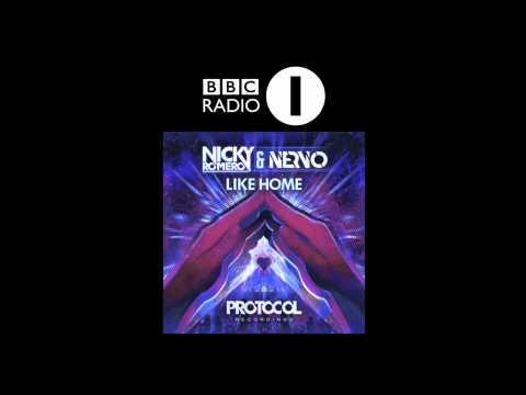 BBC Radio 1 Pete Tong - Like Home - NERVO & Nicky Romero