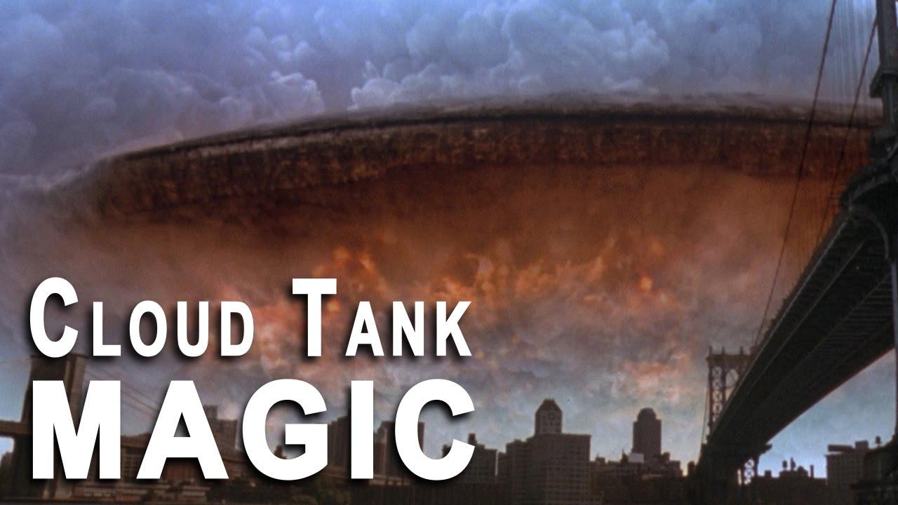 Water Tank Magic : Cloud tank magic shanks fx pbs digital studios youtube