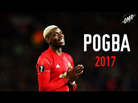 "Paul Pogba 2017 - ""True Colors"" - Skills, Dribbling, and Goals | HD"