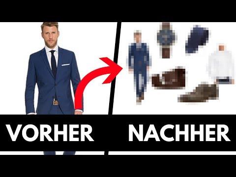 Herren Business Outfit für unter 500 euro! Outfit des Tages