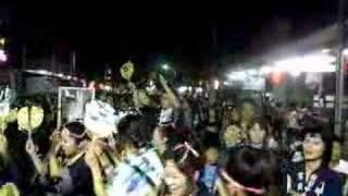 飯田市 りんごん みんなで踊る お祭りだ