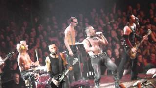 HD Rammstein Live ~Mann gegen Mann~ 14.12.2011 Berlin + Download
