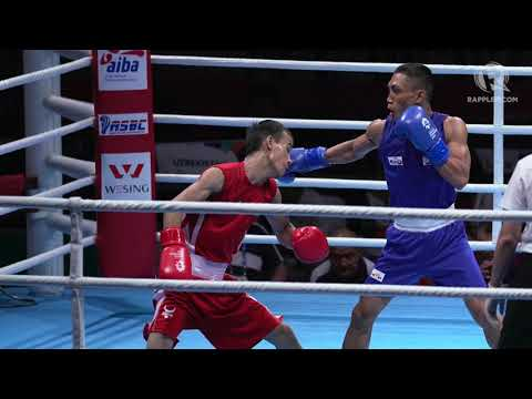 Asian Games 2018: Philippine Boxer Rogen Ladon Punches In 2nd PH Silver