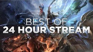 Nightblue3 - 24 Hour Stream Highlight Compilation