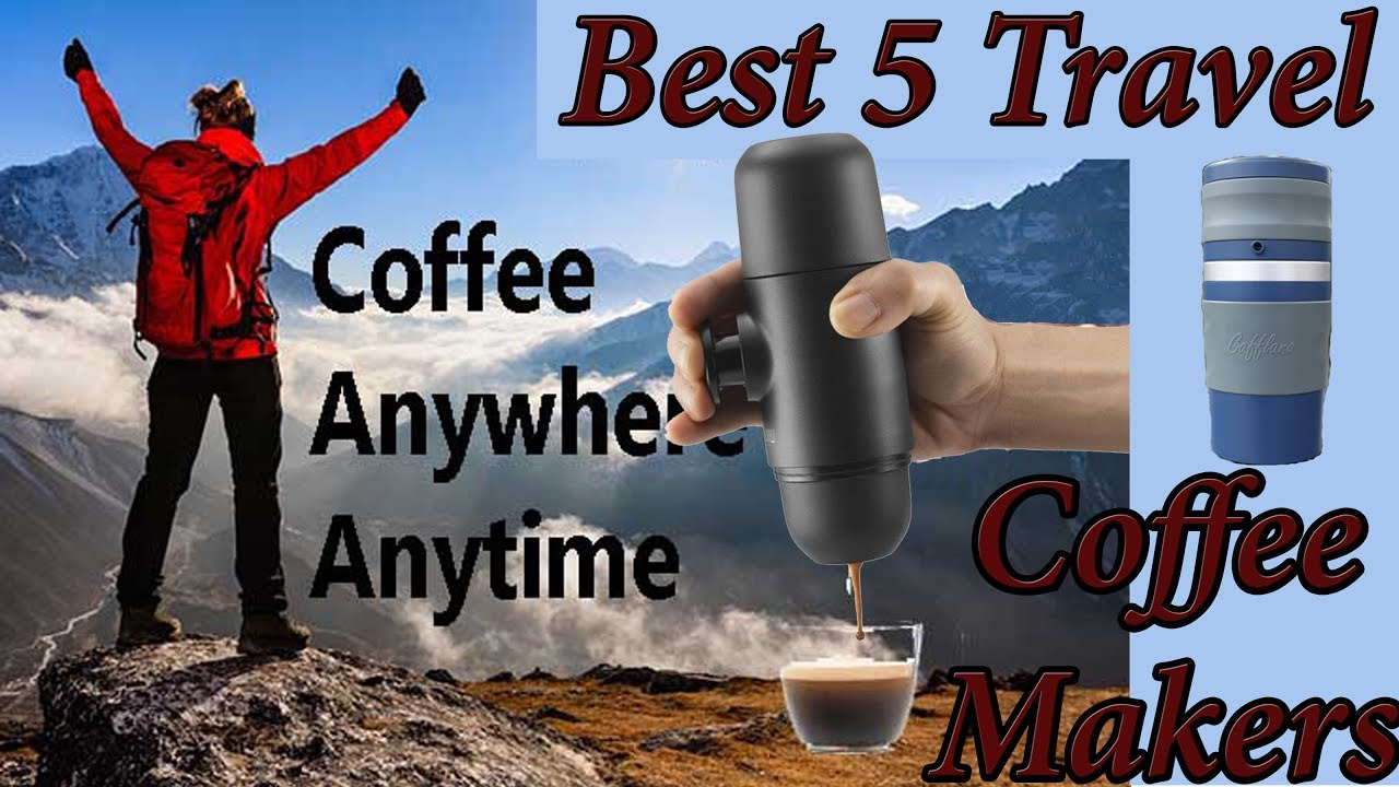 5 Best Coffee Makers - Travel/  Portable Coffee Maker Reviews #3