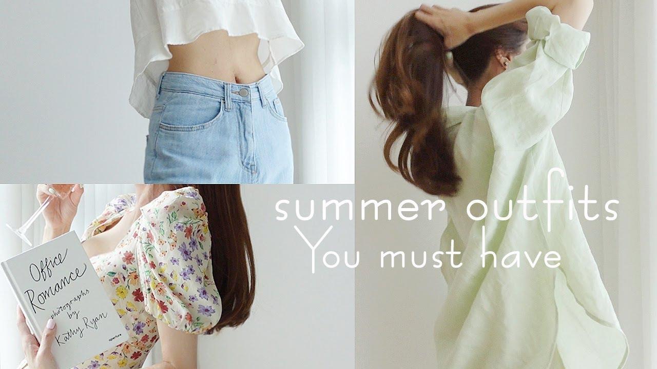 여름 세일때 꼭 쟁일 옷 6가지 | 오피스룩 코디 | 출근룩 | 2020 패션 트렌드 | 쇼핑 하울 | 자라 | 요즘 대세