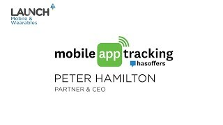 Peter Hamilton (CEO, HasOffers) at LAUNCH Mobile & Wearables (2013)