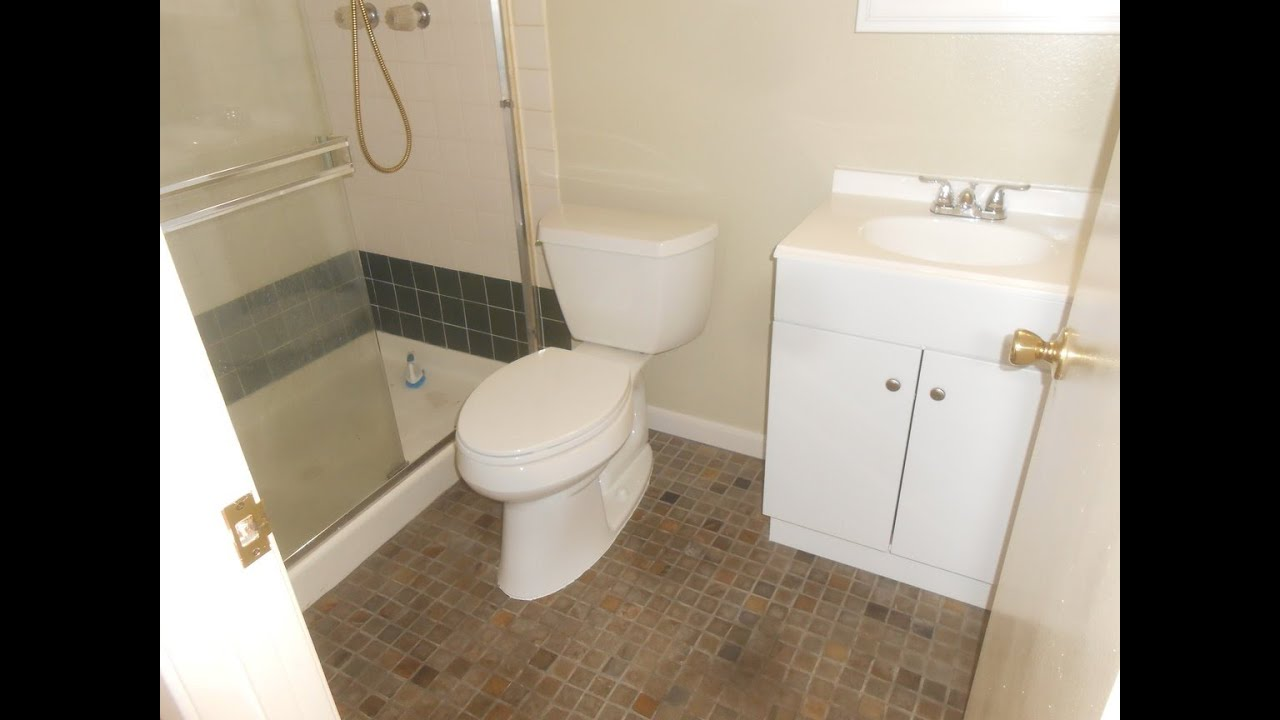Genial Small Bathroom Makeover On Tight Budget