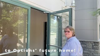 Tour the Future Home of Options Veterinary Care