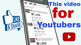 YouTubers good news)+tubby app launch for mobile 😲 Download now⤵+by Gaming city