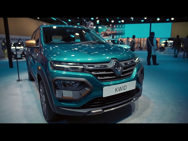 Experience The Future Of Mobility | Renault At Auto Expo