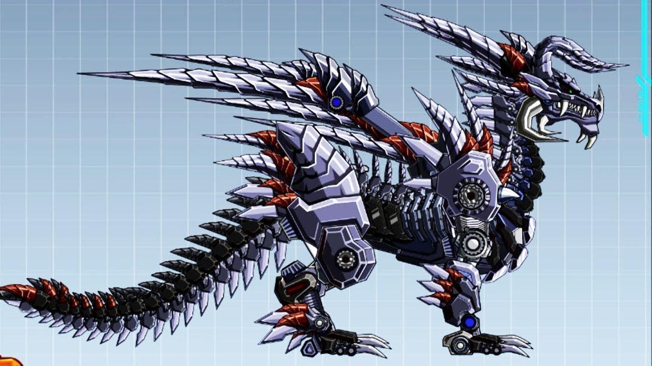 Robô Dragão Esqueleto Jogos De Robô Robot Skeleton Dragon Robô Transformers Jogo Infantil Youtube