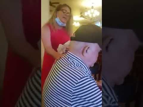 Employees & Customers of The Little Big Cup Sing 'Amazing Grace' for  Acadiana Man's Last Wish - YouTube