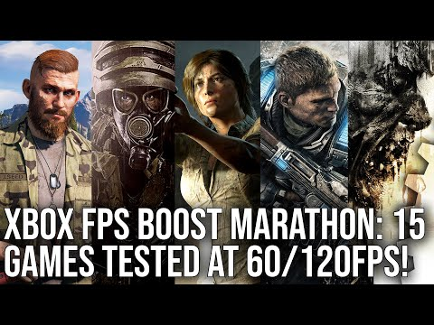 Digital Foundry: тестирование FPS Boost в 15 играх