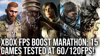 FPS Boost Marathon: 15 Games Tested - Far Cry 5/Dying Light/Tomb Raider/Gears 4 + Many More!