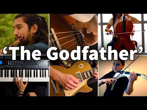 Who Played It Better: The Godfather Theme Violin, Guitar, Piano, Cello, Flute, Electric Guitar