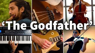Who Played It Better: The Godfather Theme (Violin, Guitar, Piano, Cello, Flute, Electric Guitar)