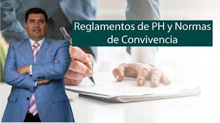 Reglamentos de PH y Normas de Convivencia - Hablemos de Propiedad Horizontal